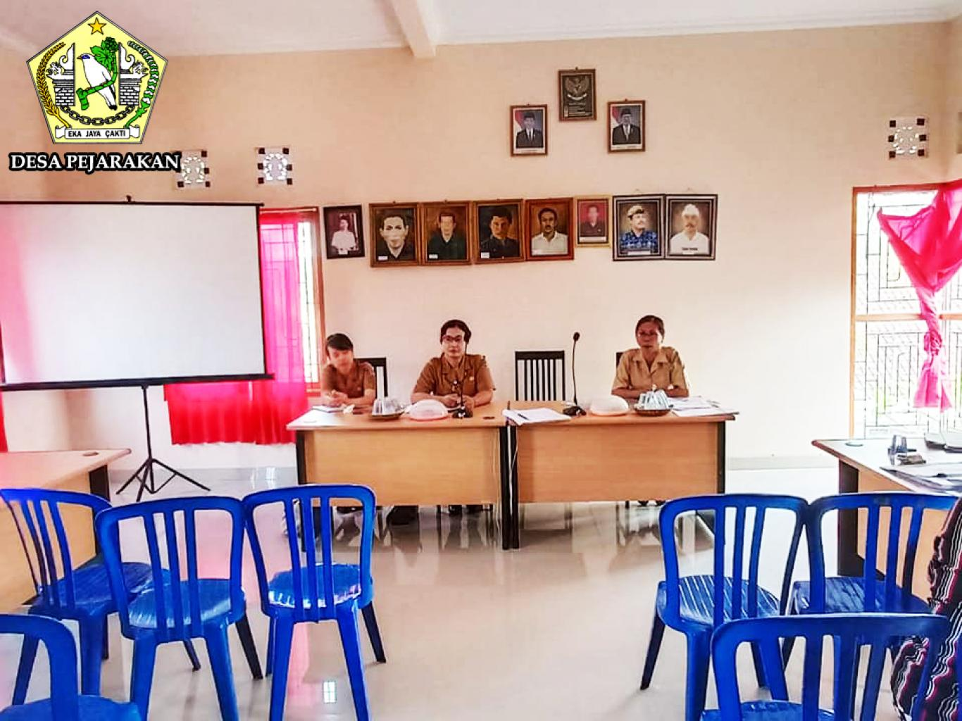PERSIAPAN LOMBA HKG TINGKAT KABUPATEN - Website Desa Pejarakan